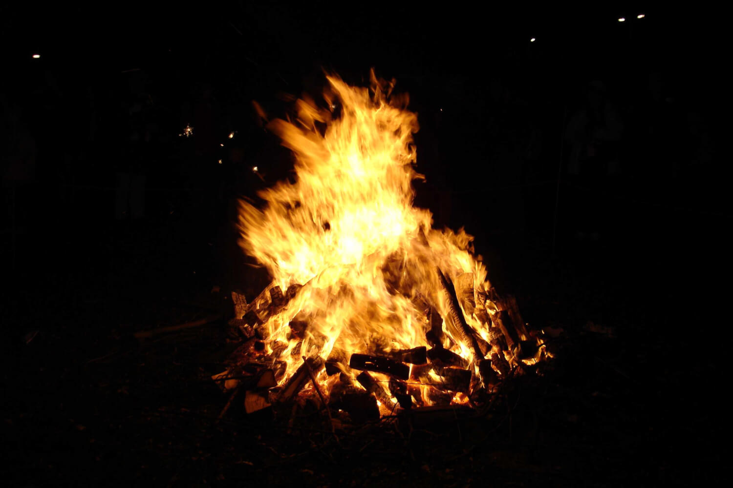 Bonfire Night: Vocabulary