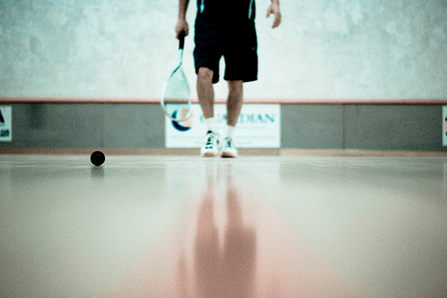 Squash. Every Tues from 7:30pm