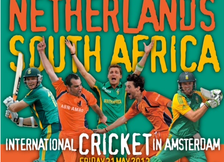 ICC Cricket: SA v NL. MAY 31, 2013