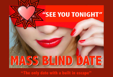 TONIGHT | Mass Blind Date + Social Friday