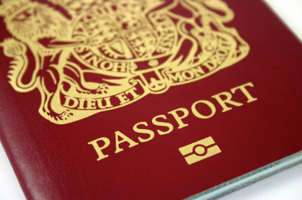 Applying for a British passport?