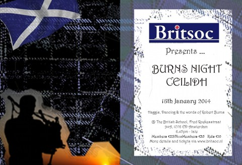 Burns Night 2014.