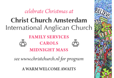 Christ Church Holiday Services