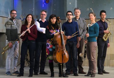 Ebony Ensemble perform 'An Entertainment'