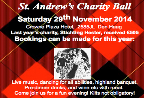 St. Andrew's Charity Ball
