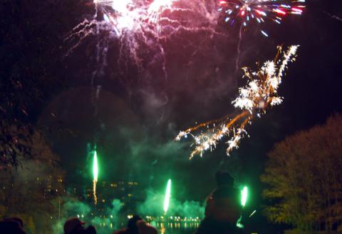 Bonfire Night 2013 Photo Gallery