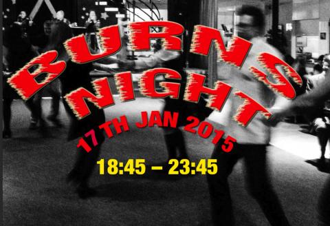 Burns Night 2015