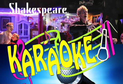 Shakespeare Karaoke Night