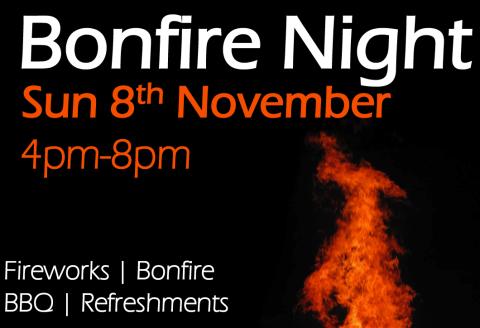 Bonfire Night 2015