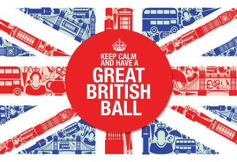 The Iconic Britain Christmas Ball 2015