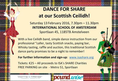 Scottish Ceilidh—International School of Amsterdam