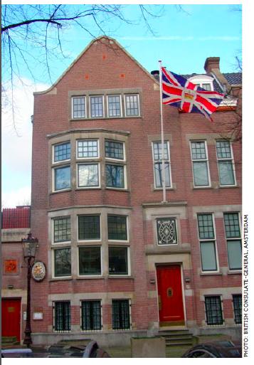 British Consul Office