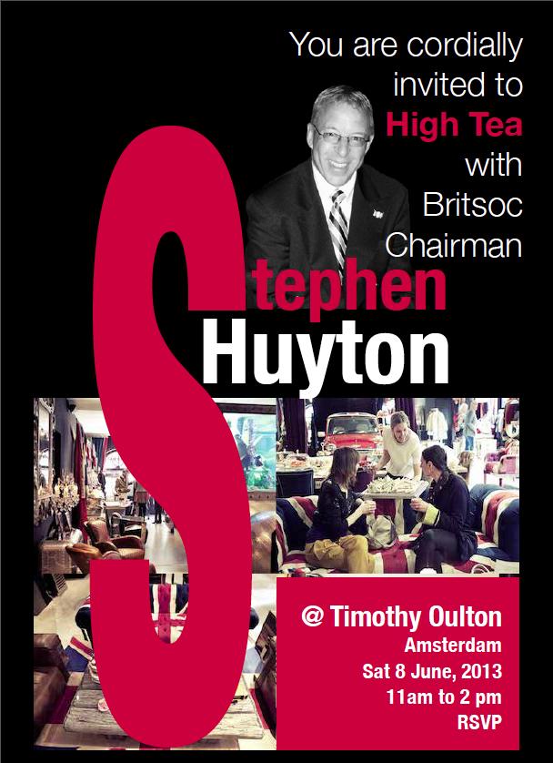 Stephen Huyton
