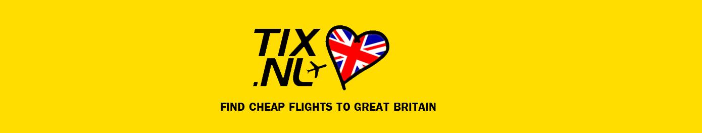 Tix.nl London