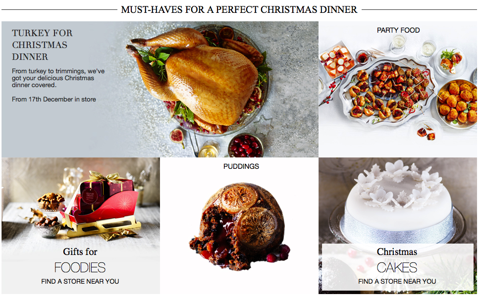 M&S Christmas must haves