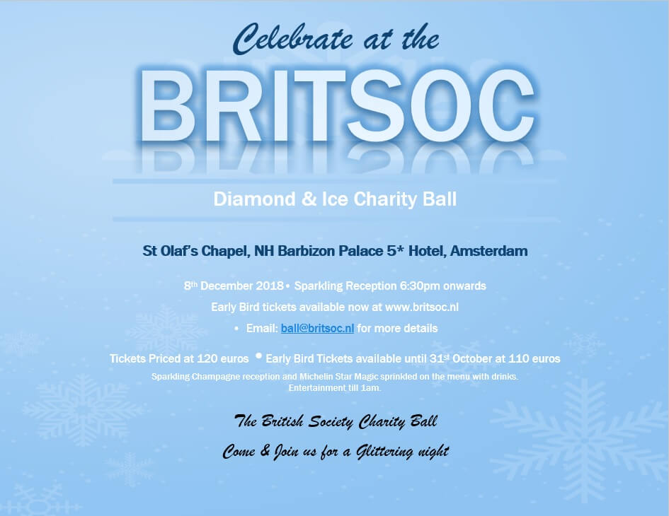 Britsoc Christmas Ball